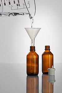 e-liquid nuller-basis