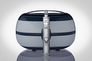 Ultraschallreiniger für E-Zigaretten